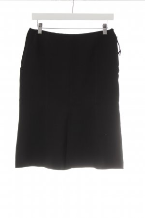 MNG High Waist Rock schwarz Casual-Look