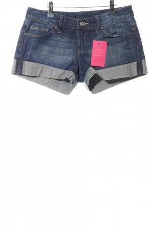 MNG Jeans Denim Shorts blue casual look