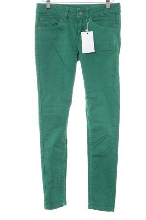 MNG Jeans Skinny Jeans waldgrün Casual-Look