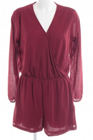 MNG Jumpsuit dunkelrot Casual-Look