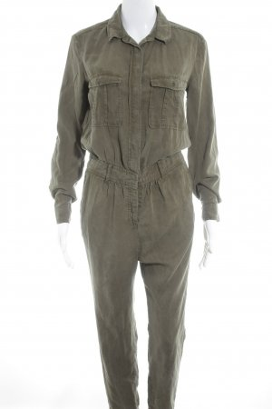 MNG Jumpsuit khaki Casual-Look