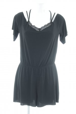 MNG Jumpsuit schwarz Elegant