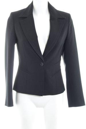 MNG Kurz-Blazer schwarz Business-Look