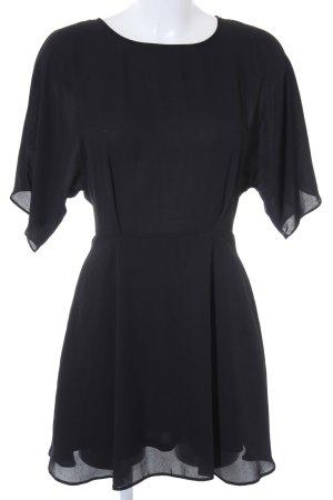 MNG Minikleid schwarz Elegant