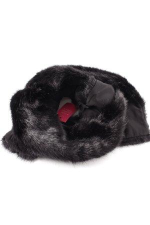 MNG Schultertuch schwarz Elegant