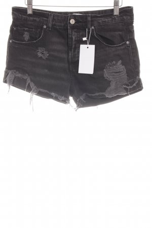 MNG Shorts schwarz Casual-Look