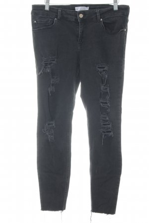 MNG Skinny Jeans schwarz Casual-Look