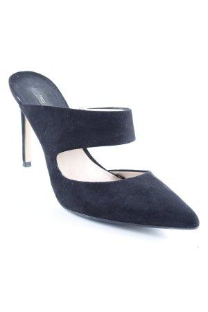 MNG Spitz-Pumps schwarz Elegant