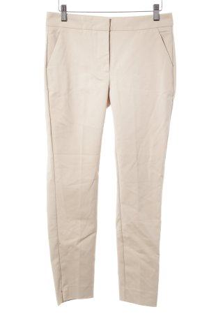 MNG Stoffhose beige Business-Look