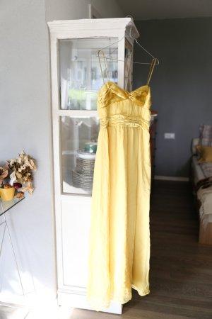 MNG Suit Abendkleid in Gelb
