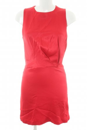 MNG SUIT Bleistiftkleid rot Business-Look