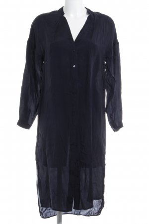 MNG SUIT Shirtwaist dress dark blue casual look