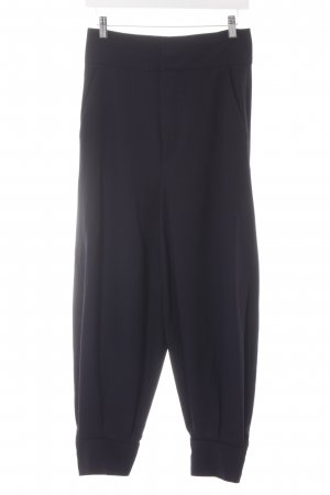 MNG SUIT Pantalone peg-top blu scuro elegante