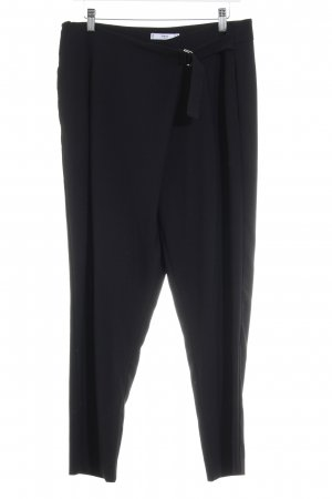 MNG SUIT Karottenhose schwarz Business-Look