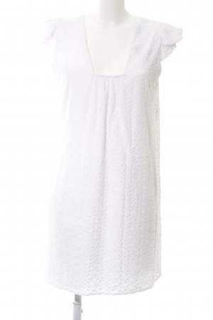 MNG SUIT Shortsleeve Dress white casual look