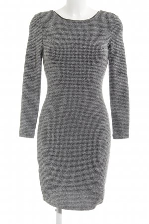 MNG SUIT Langarmkleid meliert Casual-Look