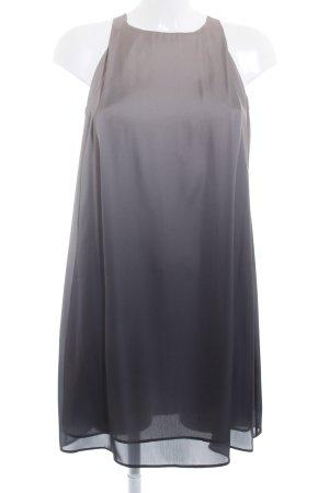 MNG SUIT Minikleid anthrazit-graubraun Farbverlauf Elegant