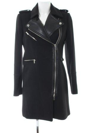 MNG SUIT Trenchcoat schwarz Casual-Look