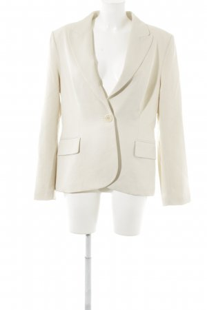 MNG SUIT Unisex-Blazer creme Business-Look