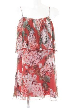 MNG Trägerkleid Blumenmuster Casual-Look