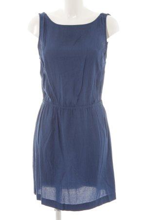 MNG Trägerkleid dunkelblau Casual-Look