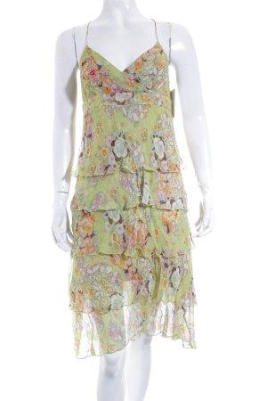 MNG Trägerkleid florales Muster Gypsy-Look