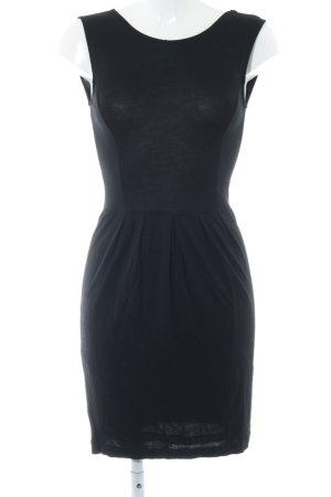 MNG Trägerkleid schwarz schlichter Stil