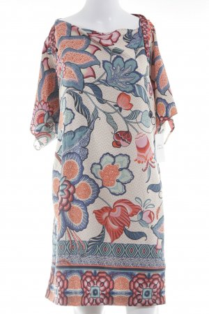 MNG Tunic Dress floral pattern casual look
