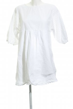 MNG Tunic Dress white casual look