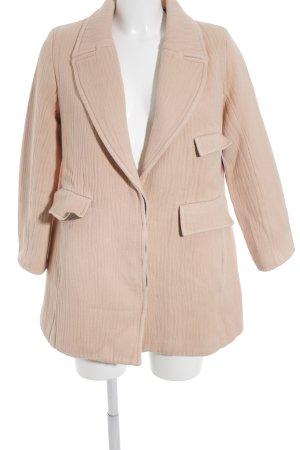 MNG Übergangsjacke khaki-nude extravaganter Stil