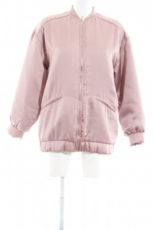 MNG Übergangsjacke roségoldfarben Casual-Look