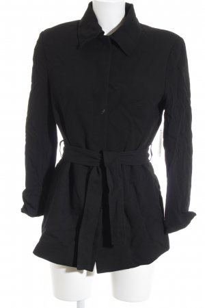 MNG Übergangsjacke schwarz schlichter Stil