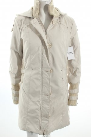 MNG Wintermantel creme Casual-Look