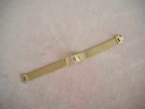 MOCKBERG Mesh-Armband in Gold