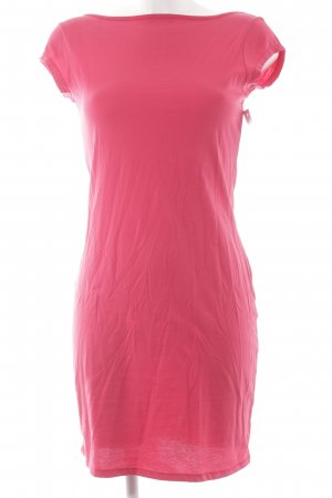 Moda International Shirtkleid magenta Beach-Look