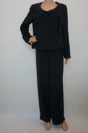Suit Trouser black viscose