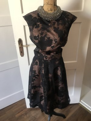 Coast Evening Dress rose-gold-coloured-black