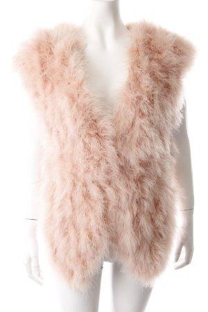 Mode Affaire Fellweste rosé