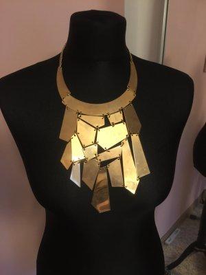 Mode Schmuck Farbe Gold Kette