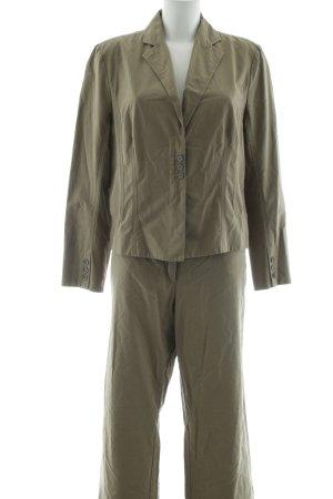modee Pantalon de costume chameau style d'affaires