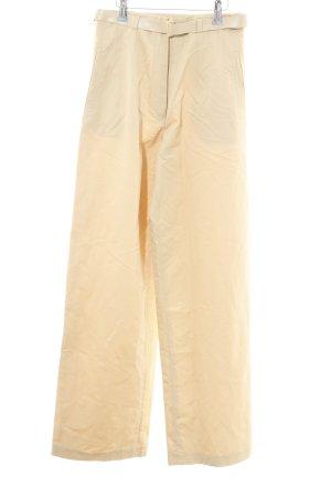 modee Pantalon Marlene blanc cassé-crème élégant