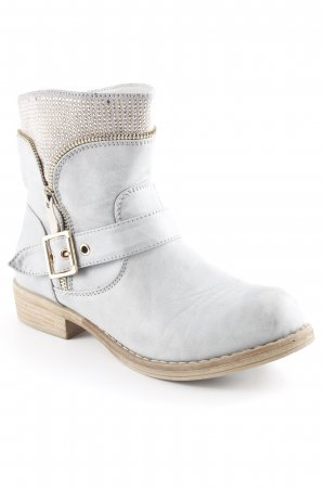 Modequeen Ankle Boots mehrfarbig Casual-Look