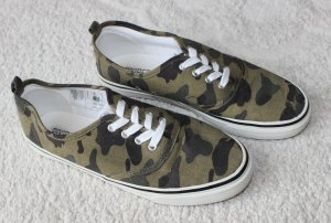 Moderne Camouflage Sneaker
