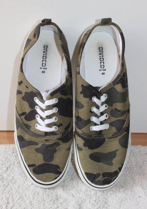 Moderne Camouflage Sneaker