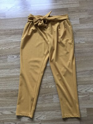 Sweat Pants gold orange