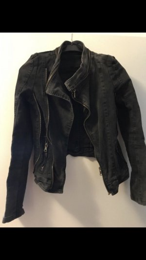 Biker Jacket anthracite-black