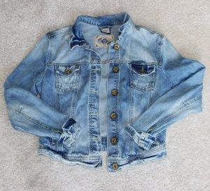 Moderne Jeans Jacke !