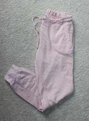 Moderne Jogginghose in rosa