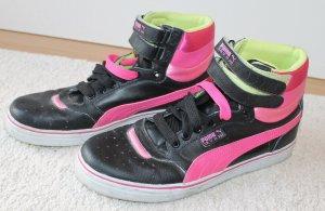 Puma Sneaker con strappi magenta-nero