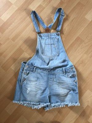 Jeans met bovenstuk lichtblauw